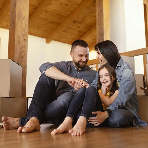 full-shot-parents-kid-indoors